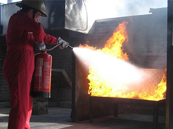 STCW Fire Prevention & Fire-fighting (FPFF)