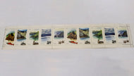Collection Of Stamps - Heritage Rivers #1485-1489 43¢ 1993 Canada