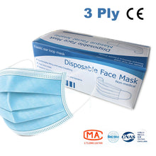 Load image into Gallery viewer, 3 LAYERS FACE MASK NON-WOVEN $19.99