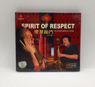 Anders Nelsson - Spirit Of Respect, Music CD