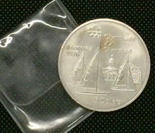 Load image into Gallery viewer, 1973 Canada 5 Dollars Olympic Montreal 1976 Silver Coin