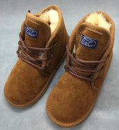 Toddler Winter Boots - Light Brown