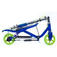 Load image into Gallery viewer, SPACE SCOOTER® JUNIOR (X360) - Blue (Age 4-8 Yrs)
