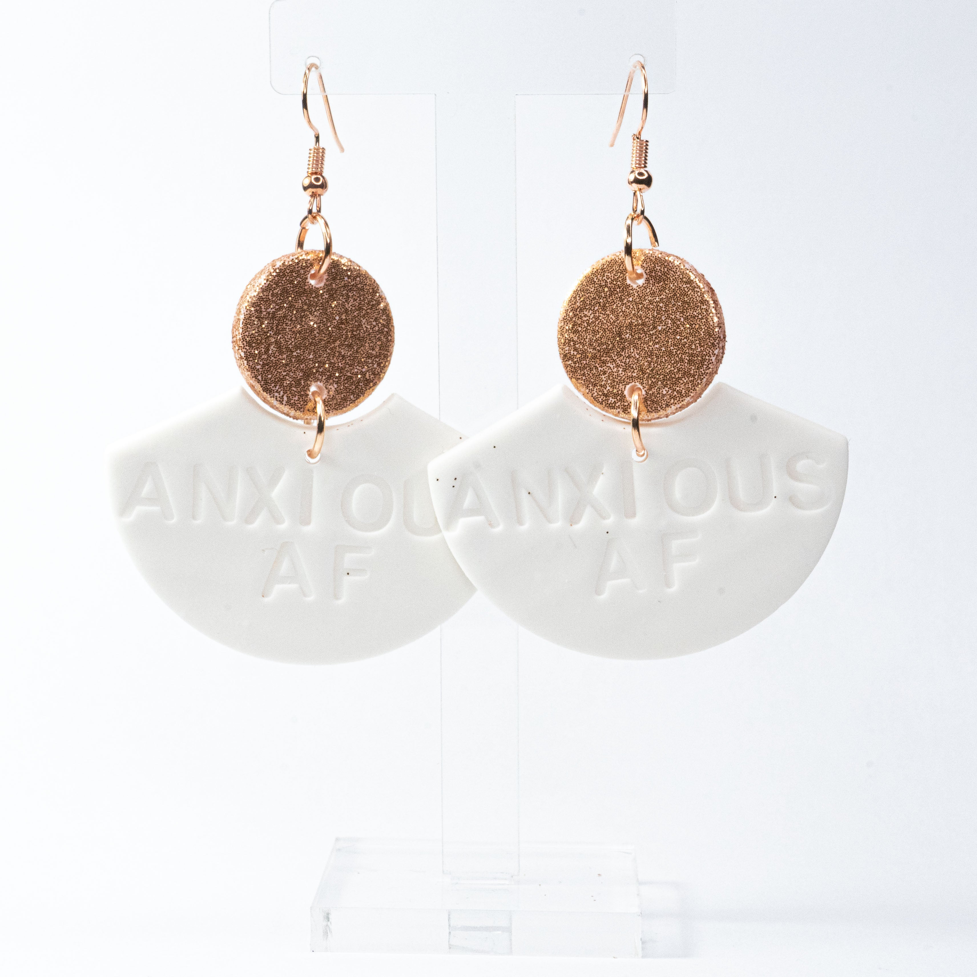 Anxious Text Dangles (pre-order)