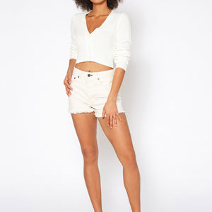 Muse Shorts In Bone