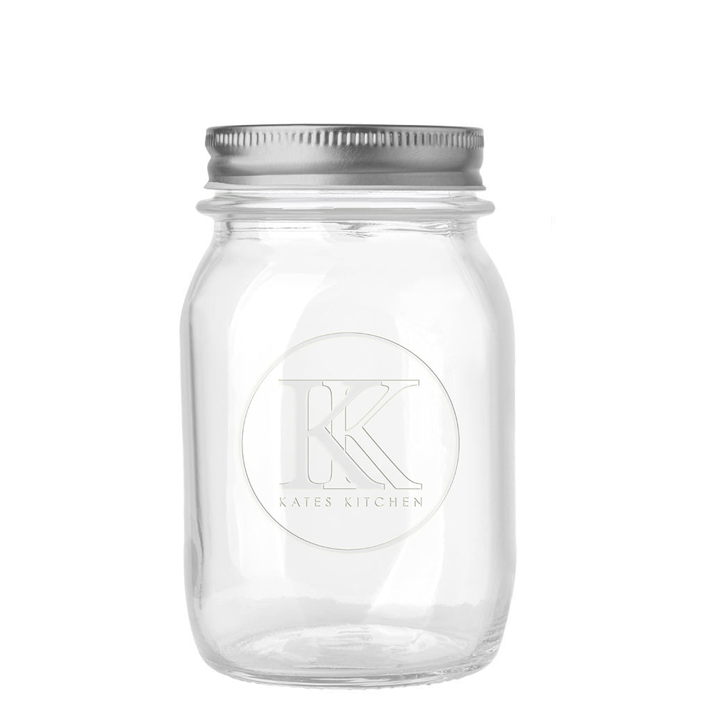 Kates Kitchen 500ml preserving jar with 2 piece lid is perfect for taking advantage of the seasonal excesses by creating your own collection of jams, jellies, preserves, chutneys and pickles.