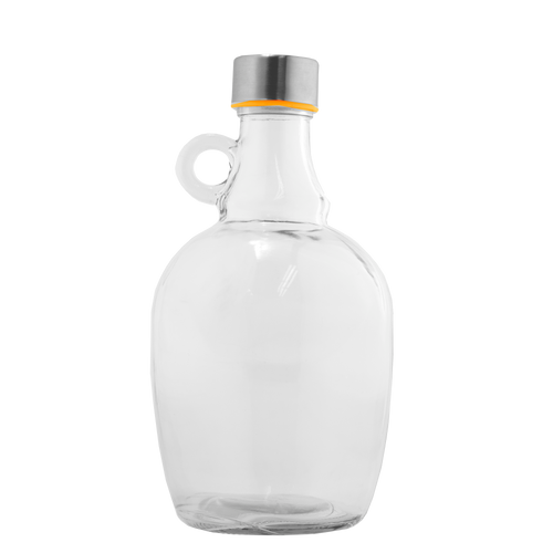 Kates Kitchen Glass Flagon 1.5litre Ideal for home preserving, brewing or nut milks