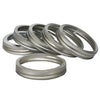 Kates Kitchen replacement screw bands 85mm are an essential to any home preservers kitchen. Use with our 1 litre embossed jars