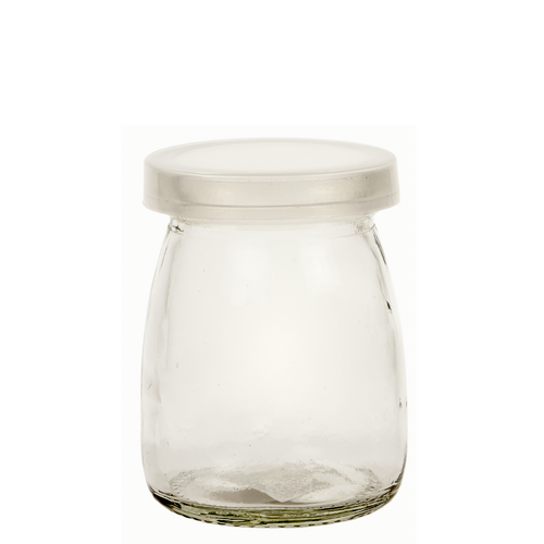 Enjoy dessert in one of Kate's Kitchen's cute wee dessert jars. Fill with cheesecakes, possets or icecream for the pefect sweet conclusion to any meal