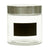 Kates Kitchen canister an all-purpose modern storage essentials in glass with tight-sealing stainless screwtop lids!