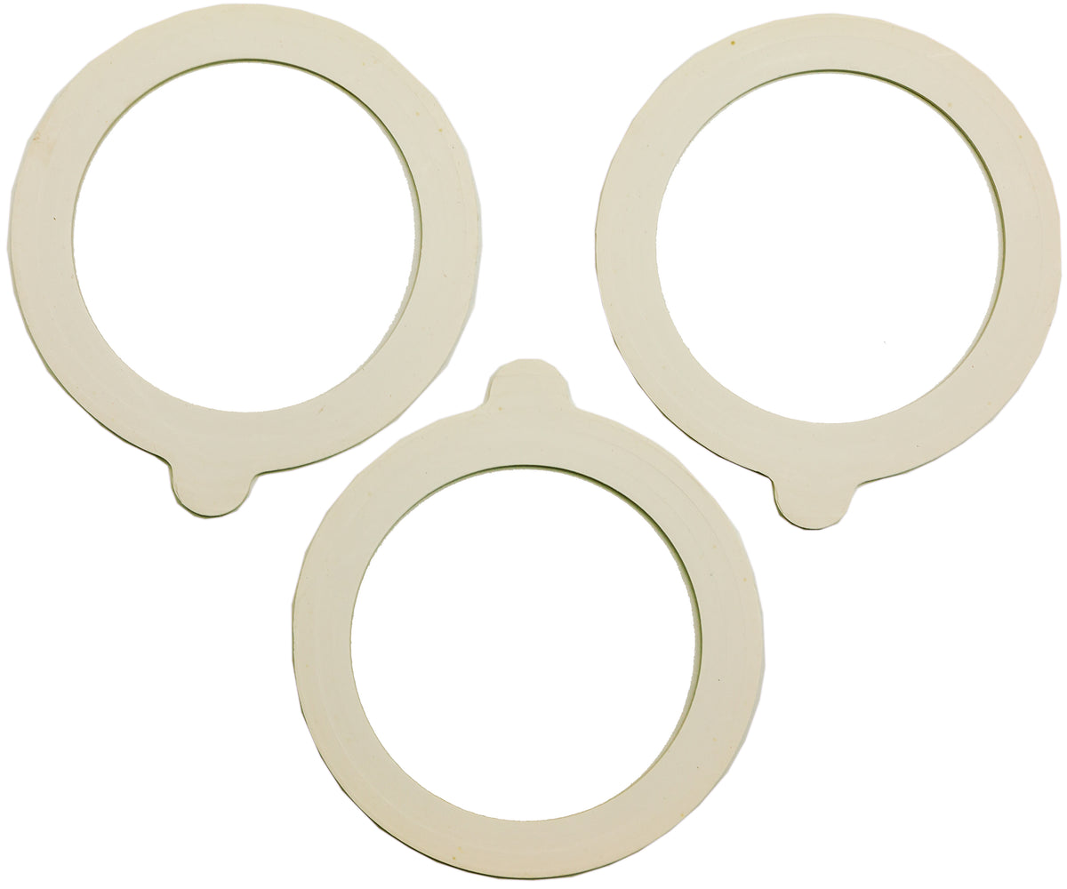 Rubber Jar Seals