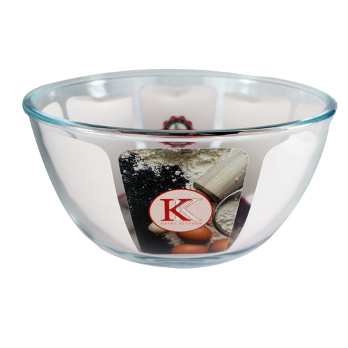 Kate's Kitchen Mixing Bowl 2 Litre is perfect for mixing up a storm.