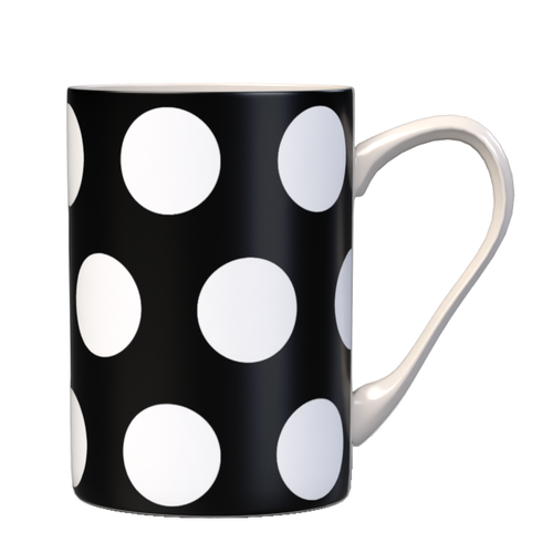 Kates Kitchen classic spot mug makes a great gift or a treat for yourself.