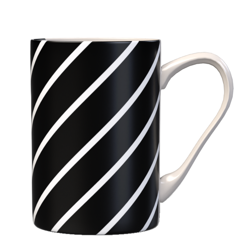 Kates Kitchen classic stripe mug makes a great gift or a treat for yourself.