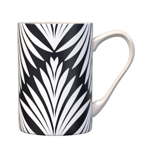 Kates Kitchen classic fern mug makes a great gift or a treat for yourself.