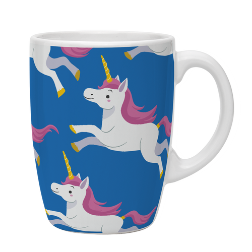 Kates Kitchen Cute Unicorn Animal Mug