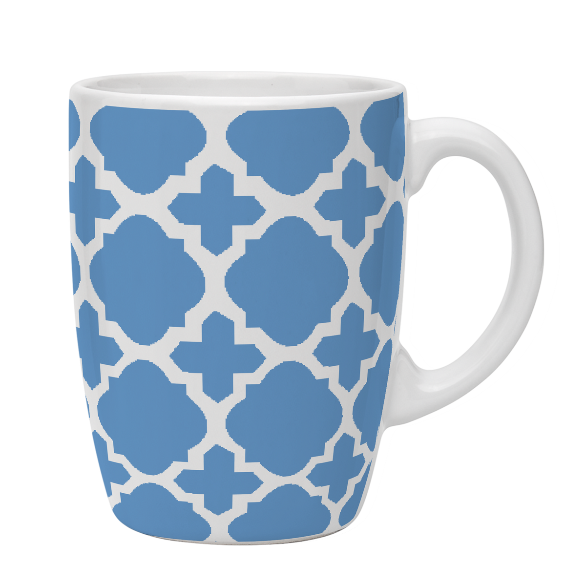 Kates Kitchen Navy Royal Mug