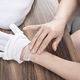 XL Moisturizing Gloves OverNight Bedtime Cotton | Eczema Dry Sensitive Irritated Skin Spa Therapy