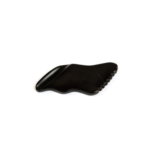 S-shaped Gua Sha (bian stone)
