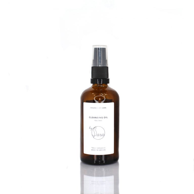 Cleansing oil Tea tree
