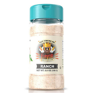FlavorGod offers lots of amazing low-salt keto friendly spices, including Ranch Seasoning, so that you can stay healthy.