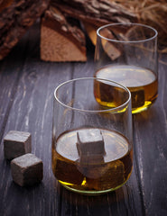 pierres à whisky en granite