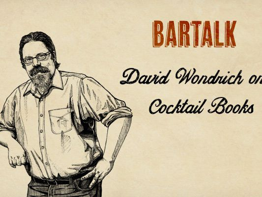 david wondrich livre