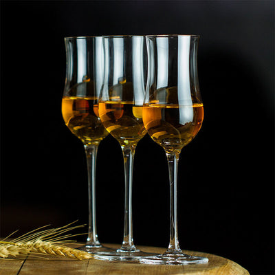 Verres à Whiskies Tulipes de Dégustation | Cristal Sky
