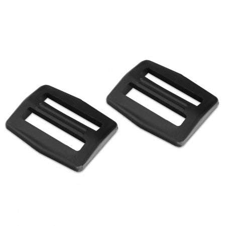 25MM 3-BAR SLIDERS (PAIR)| AP Diving | Silent Diving | Scuba Rebreather