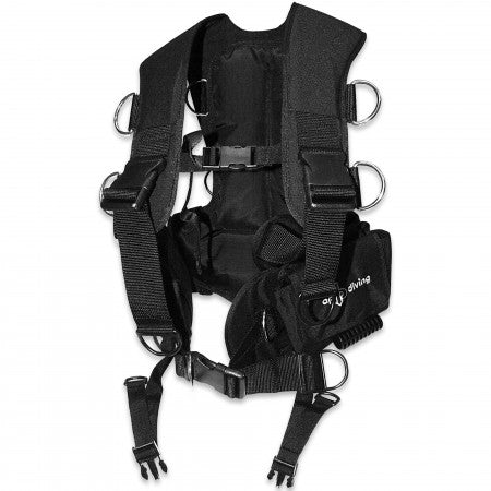 INTEGRATED WEIGHT HARNESS - OTSCL| AP Diving | Silent Diving | Scuba Rebreather