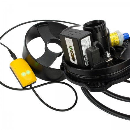 INSPIRATION REBREATHER RECHARGEABLE BATTERY PACK| AP Diving | Silent Diving | Scuba Rebreather