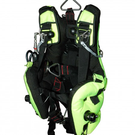 The Mark IV Jump Jacket| AP Diving | Silent Diving | Scuba Rebreather