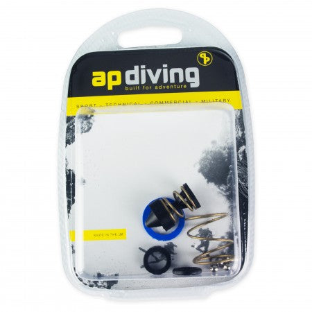 AUTO AIR FEMALE CONNECTOR SERVICE KIT| AP Diving | Silent Diving | Scuba Rebreather