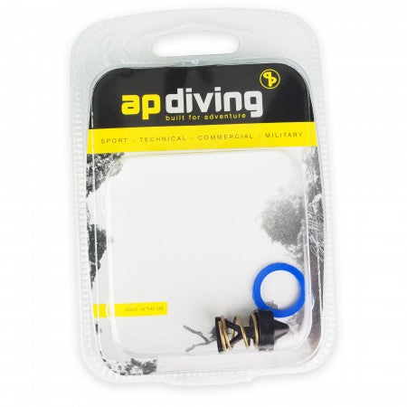 MALE GAS CONNECTOR SERVICE KIT| AP Diving | Silent Diving | Scuba Rebreather