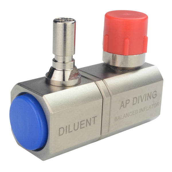 single-diluent-inflator-apdiving-2000