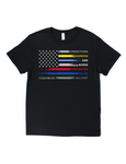 First Responder Flag Tee