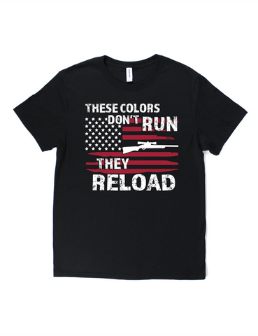 These Colors Don't Run Tee