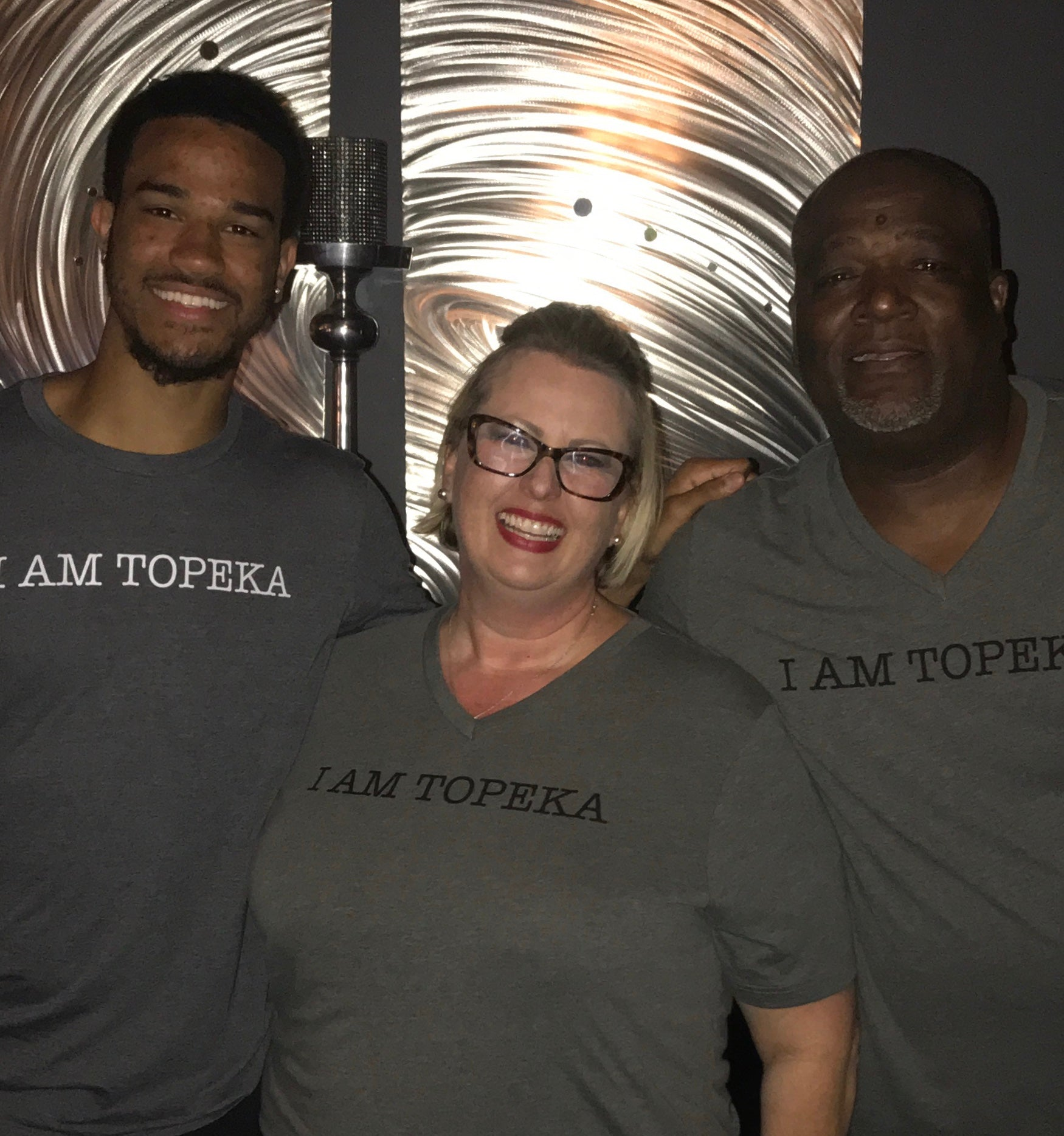 I Am Topeka Short Sleeve T-Shirt