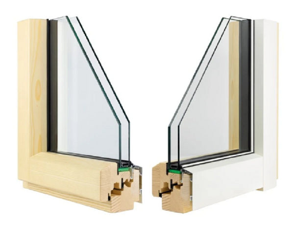 What are the advantages and disadvantages of double glazed windows?