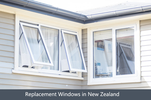 How much does it cost for replacement window in New Zealand?