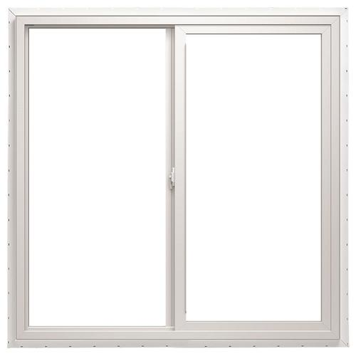 WDMA 36X36 WINDOW 3X3 SQUARE (ROUGH OPENING: 36-IN X 36-IN / 3FT X 3FT; ACTUAL: 35.5-IN X 35.5-IN) STANDARD SIZE SERIES