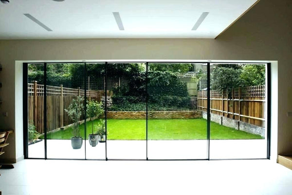 Double Sliding Glass Patio Doors