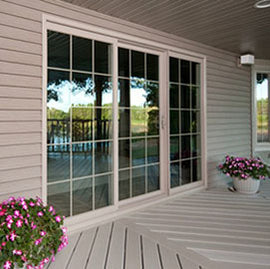 SLIDE PATIO DOORS