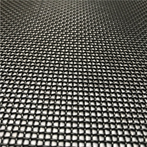 10 12 14 mesh stainless steel security window screen / mosquito net wire mesh with good quality on China WDMA