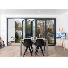 10 Foot Folding Sliding Glass Doors Prices Tinted Folding Glass Door Cost on China WDMA