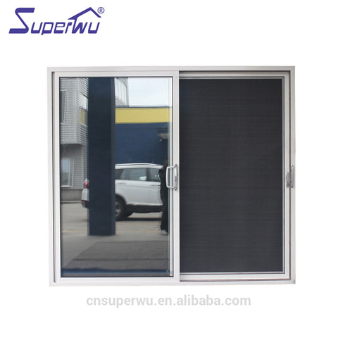 10 years warranty Australian standards lowes sliding glass patio doors on China WDMA