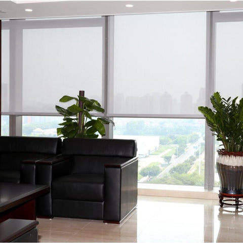 100% blackout Windows curtain skylight blind removable blinds and window blind in foshan on China WDMA