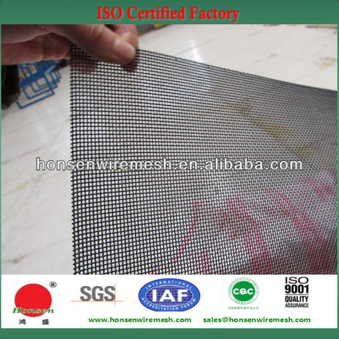 10years Warranty 316 marine grade Security Mesh Screen for windows & door on China WDMA