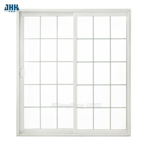 120 in. x 80 in. 3-Panel Contemporary Vinyl Sliding Patio Door with ProSolar Low-E Glass and Custom Interior Hardware on China WDMA