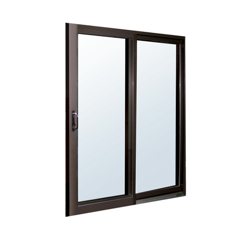 12mm aluminium office tempered glass sliding door price on China WDMA